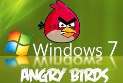 Angry Brids en windows
