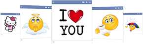 Facebook-emoticons-