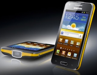 Mobile World Congress 2012: News from Samsung Pavilion