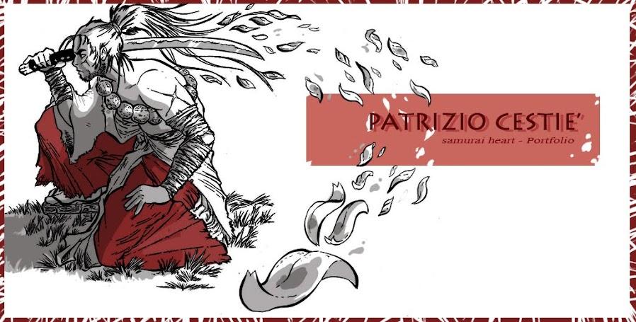 Patrizio Cestiè - Samurai Heart -