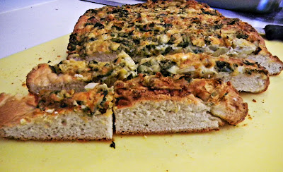 spinach artichoke breadsticks