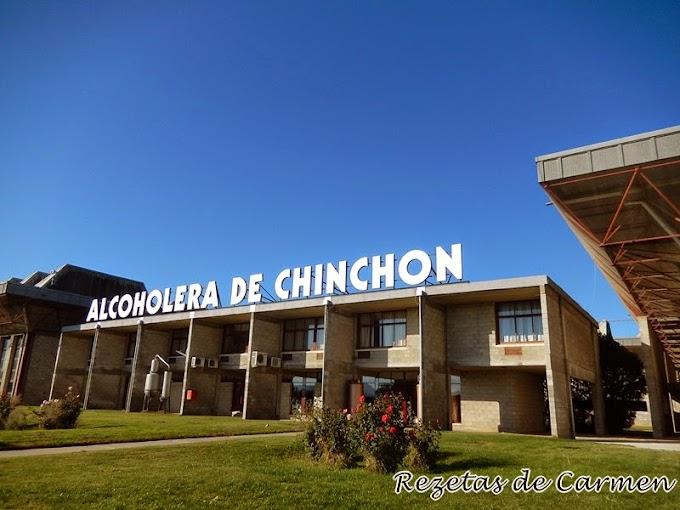 Visita a la Alcoholera de Chinchón.