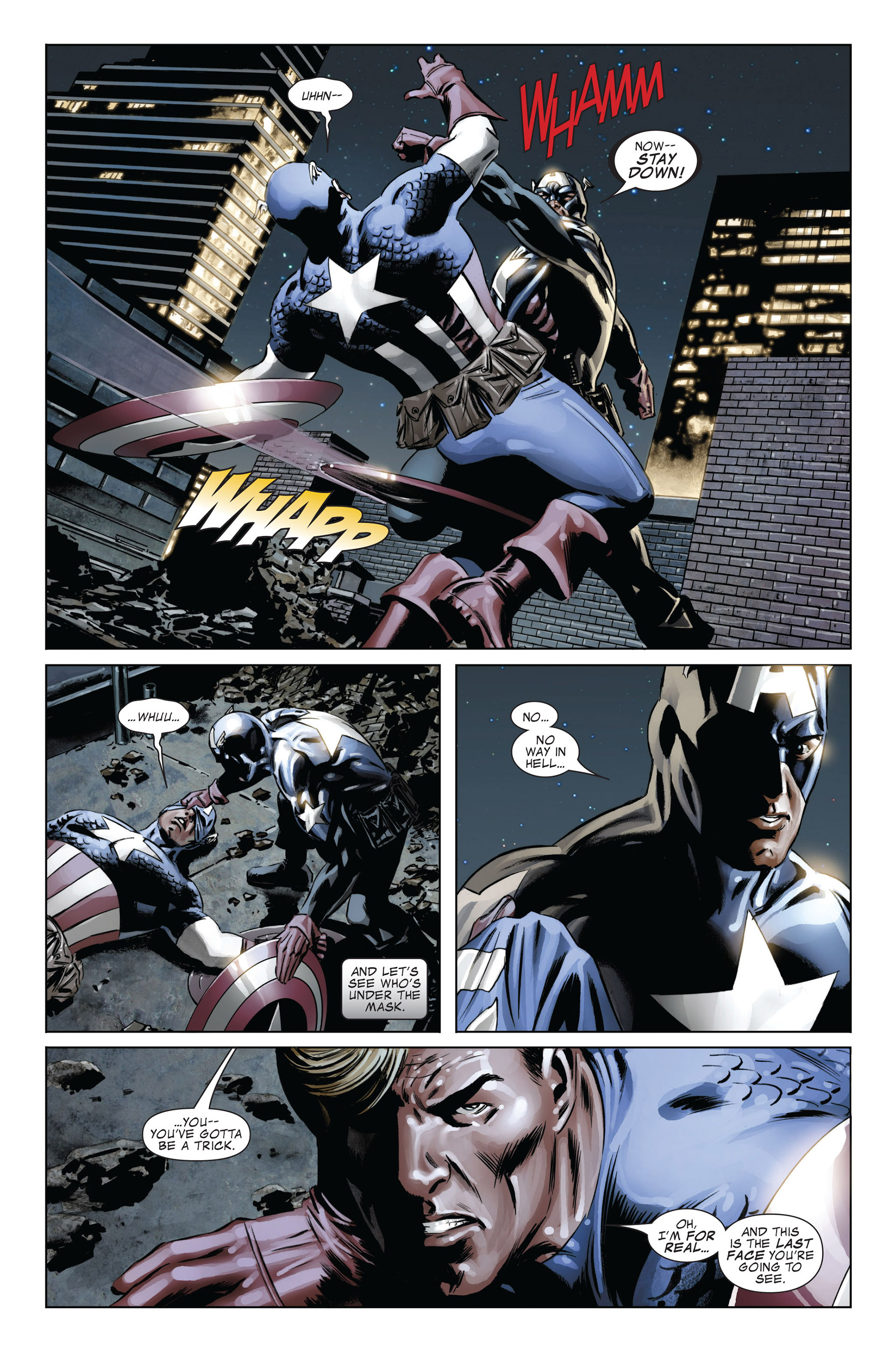 Captain America (2005) Issue #40 #40 - English 14