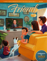 The Friend May 2015