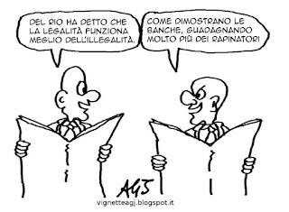 legalità, del rio, satira vignetta