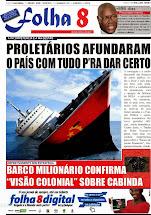 FOLHA 8, O CHARLIE HEBDO DE ANGOLA