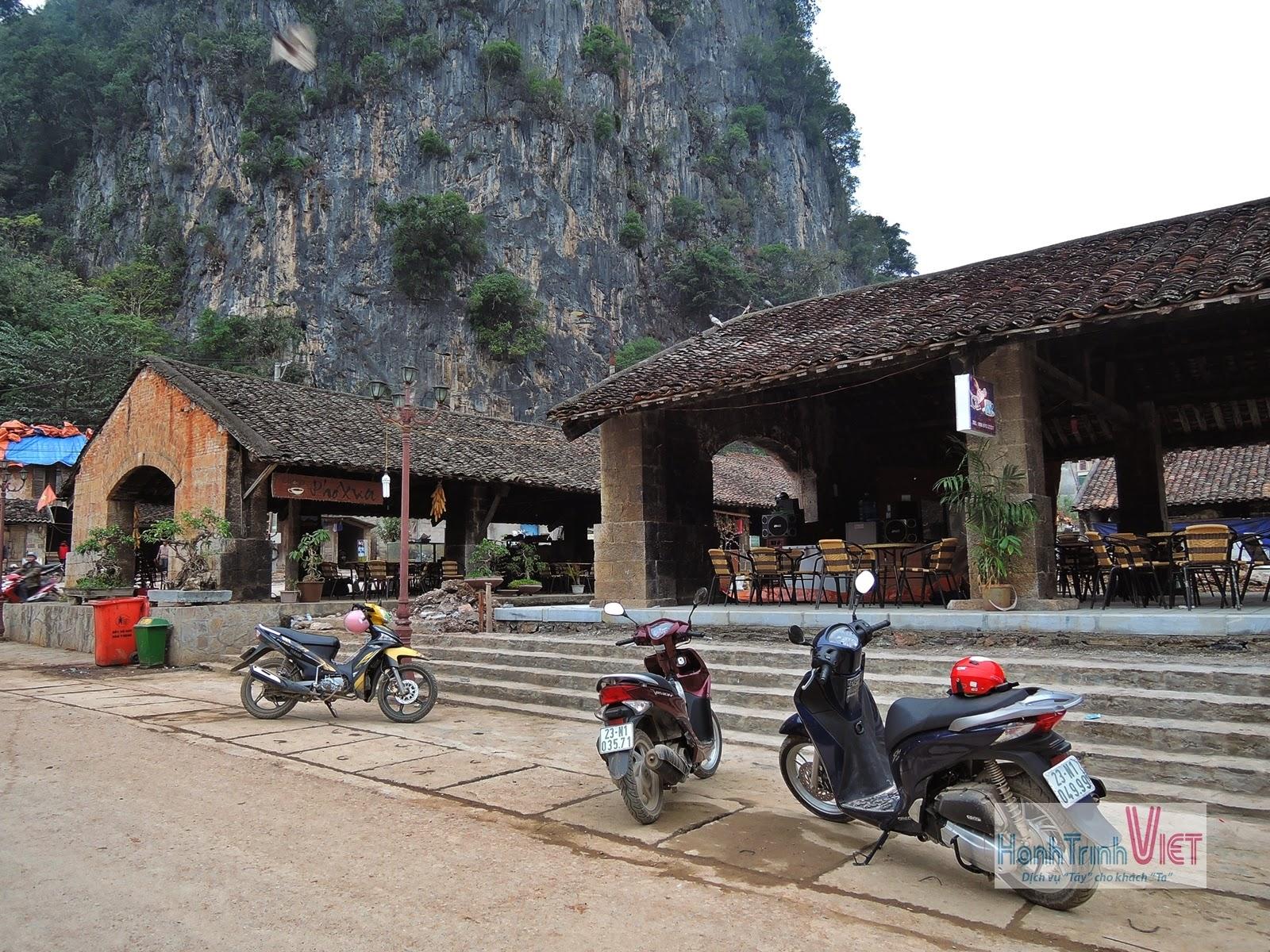 Petite promenade autour du bourg paisible de Ha Giang