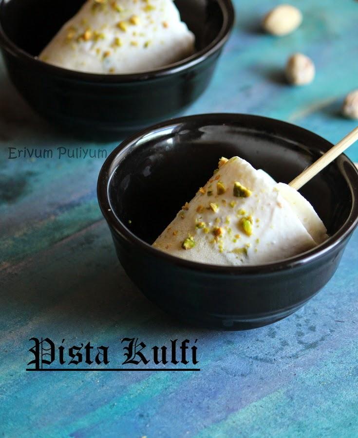pista kulfi |  indian style pistachio ice cream (no cooking )