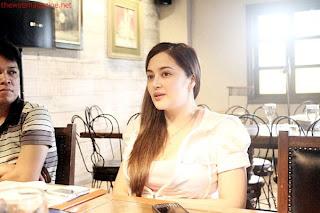 Meron soap with GMA and ABS, Hindi ko pa alam kung ano ang mauuna.