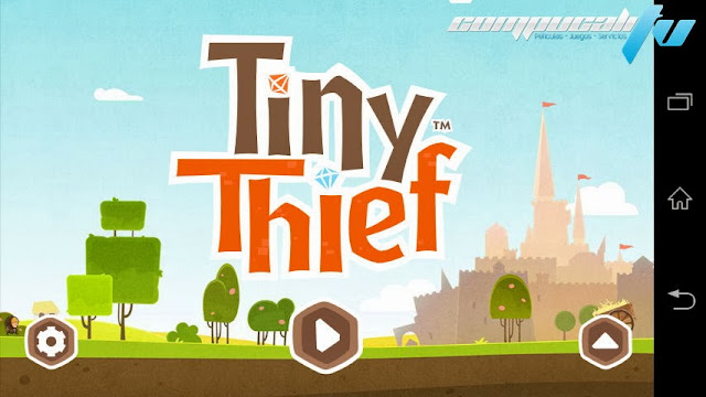 Tiny Thief Juego para Android Apk