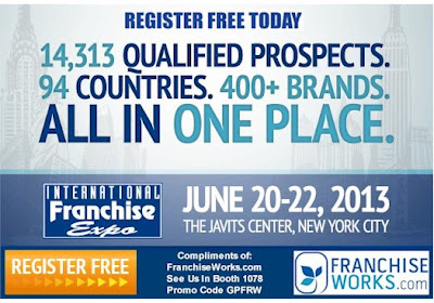 Franchise Trade Show - International Franchise Expo