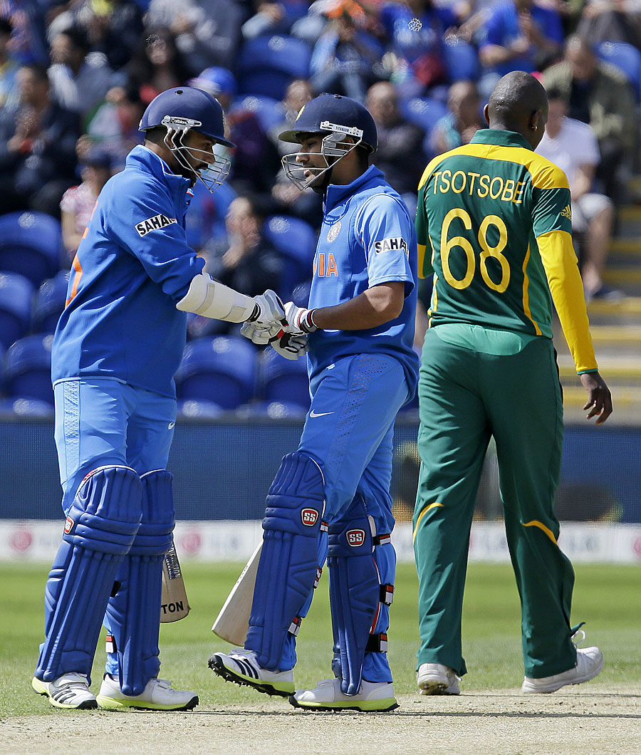India Vs South Africa ICC Champions Trophy 2013