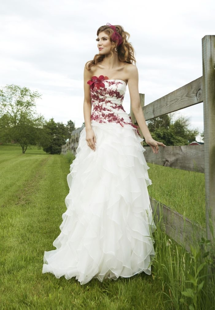 WhiteAzalea Destination Dresses: Farm Wedding Dresses