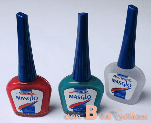 Brillo secante de Masglo