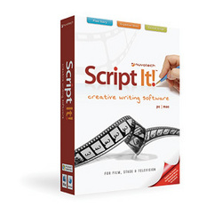 Creative Movie Script Writing Software &#8211; Script It!