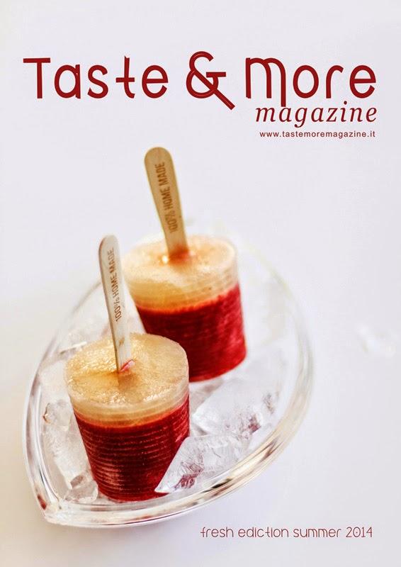 summer fresh edition 2014 of  taste&more