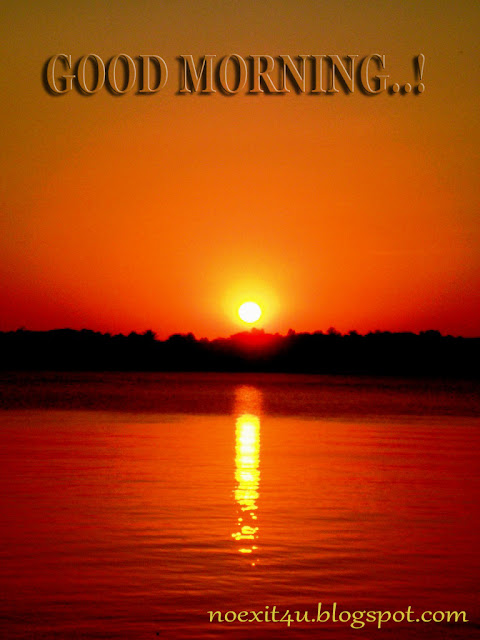 GOOD MORNING WALLPAPER 2013
