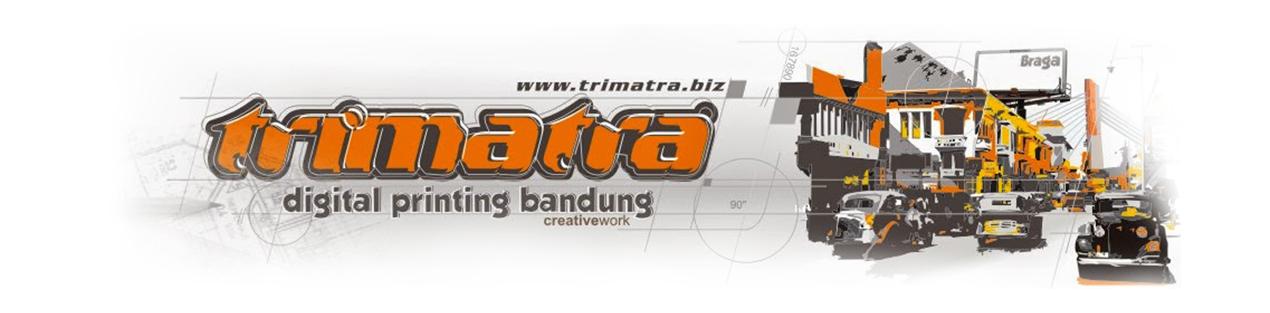 Trimatra Digital Printing Bandung dan Merchandise di Bandung Kota Bandung Indonesia