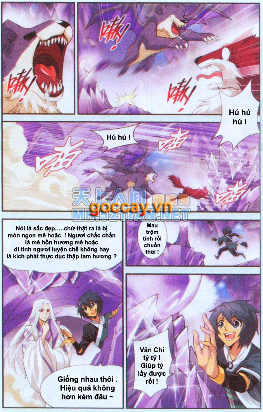 Đấu Phá Thương Khung chap 29 page 5 - IZTruyenTranh.com