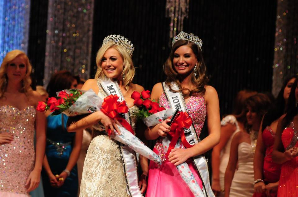 miss iowa usa 2012 winner rebecca hodge