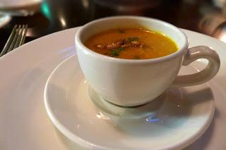 Pumpkin soup image
