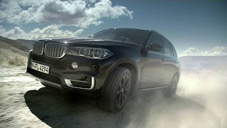 BMW X model. However, it also has several new design features
