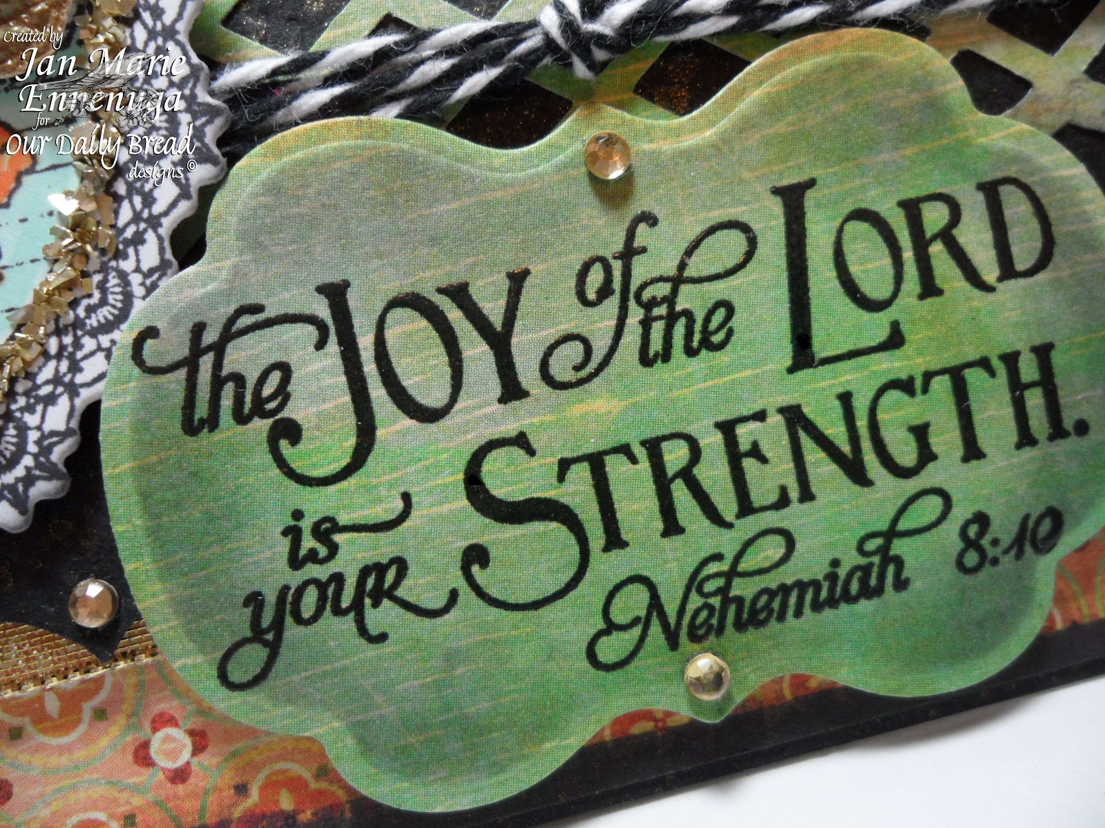 The Joy Of The Lord Is My Strength Wallpaper
