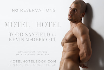 Todd Sanfield by Kevin McDermott for 'Motel|Hotel'-3