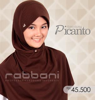 Kerudung Rabbani Picanto