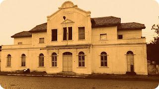 Antiga Estação Ferroviária de Santana do Livramento