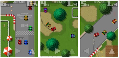 Retro Racing for Android