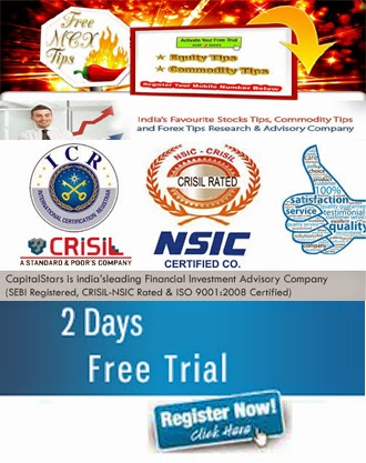 Commodity Tips  Free Trial