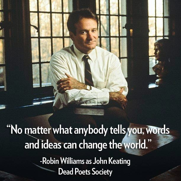essay on mr keating The dead poets society: mr keating an effective teacher mr keating in the dead poets society was such a mentor for a group of confused popular essays.