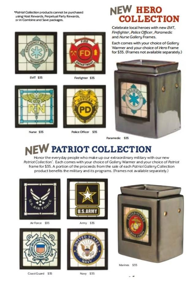 Scentsy Wax Warmer Vs Candles: Hero\'s Collection