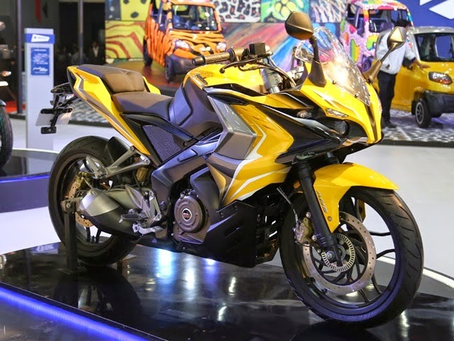 Bajaj Is Ready With Its New King Of The Road Pulsar SS200