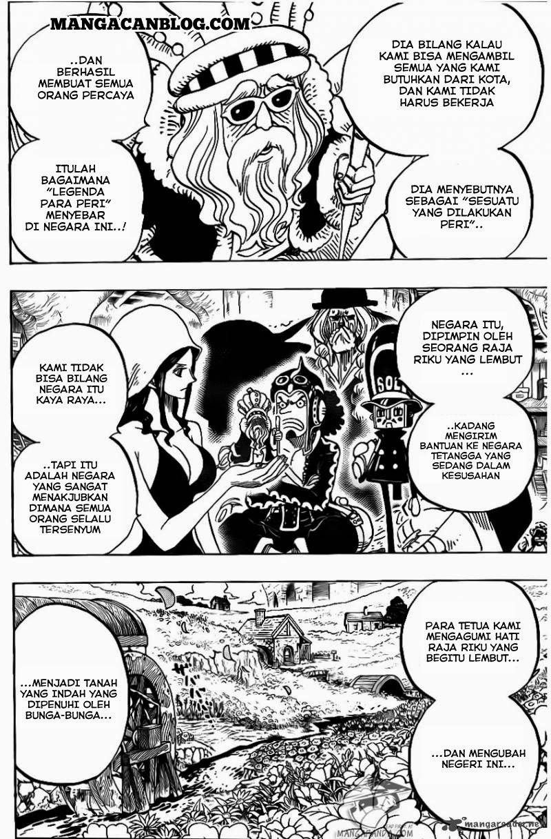 Komik one piece 726 - keluarga riku 727 Indonesia one piece 726 - keluarga riku Terbaru 16|Baca Manga Komik Indonesia|Mangacan
