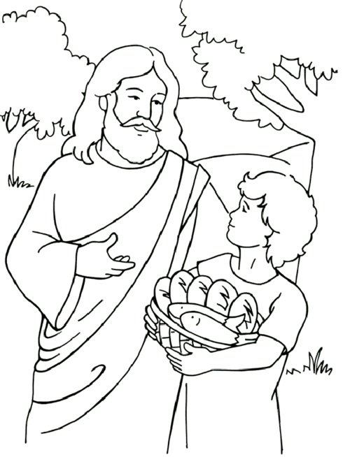 free printable christian coloring pages - photo#19
