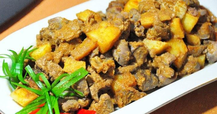 Image Result For Resep Masakan Sambal Kentang Ati Ampela