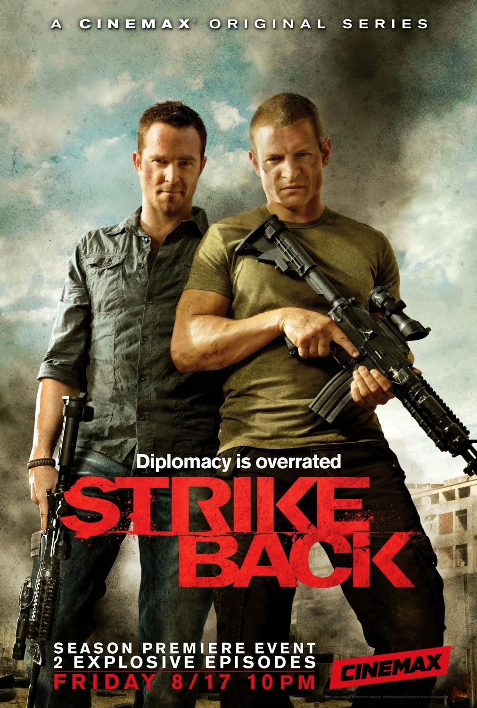 Trả Đũa 4|| Strike Back Season 4