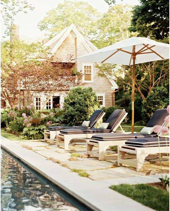 Outdoor patio spaces b a s blog for Hamptons home garden design