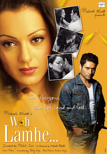 Woh Lamhe (2006) Movie Poster