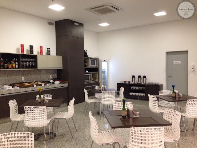 bar/restaurante Hotel Ramada Encore Luxemburgo Belo Horizonte