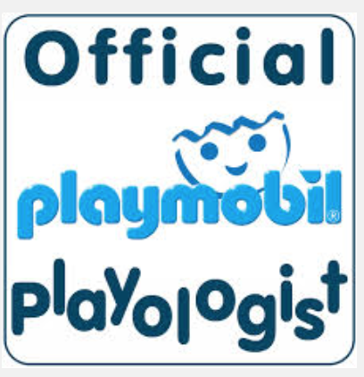 Were Playmobil Playologist's!