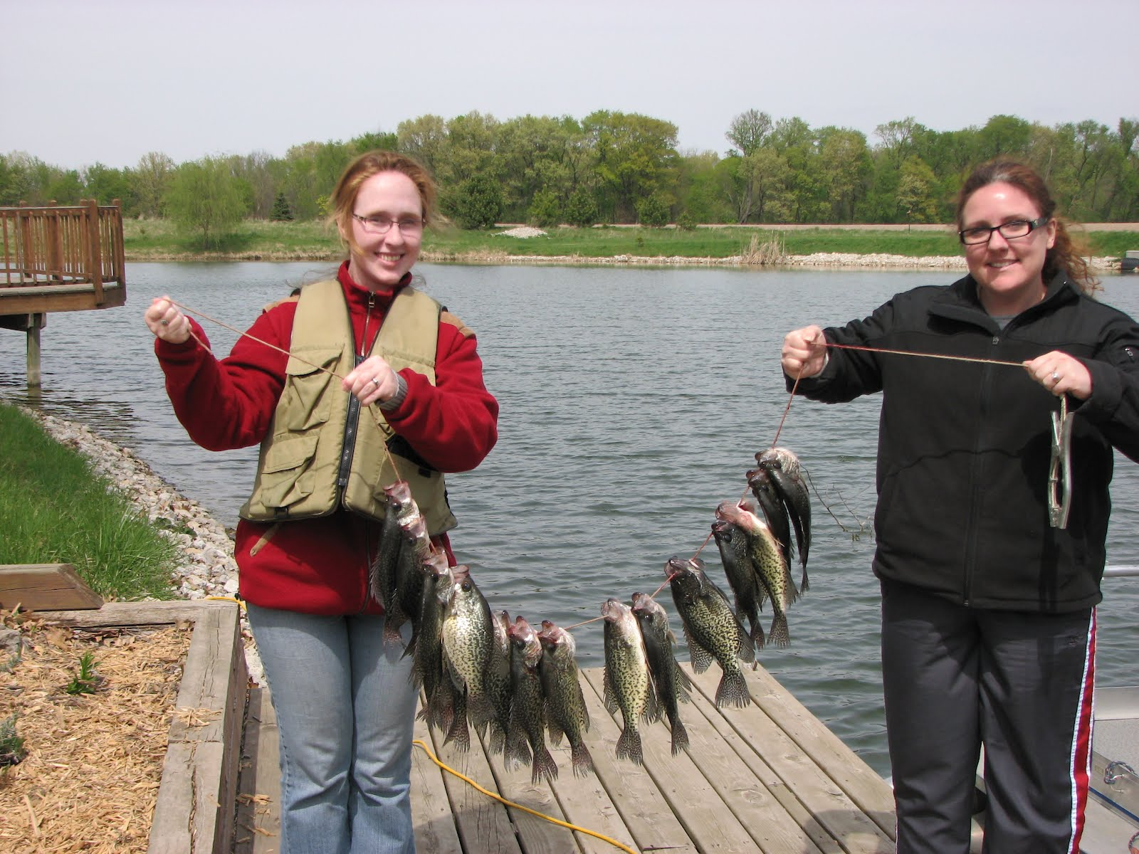 Heartland outdoors lake doctor illinois best guided for Best fishing lakes in illinois