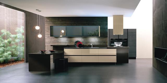 exemples et idée de décoration pour une cuisine moderne