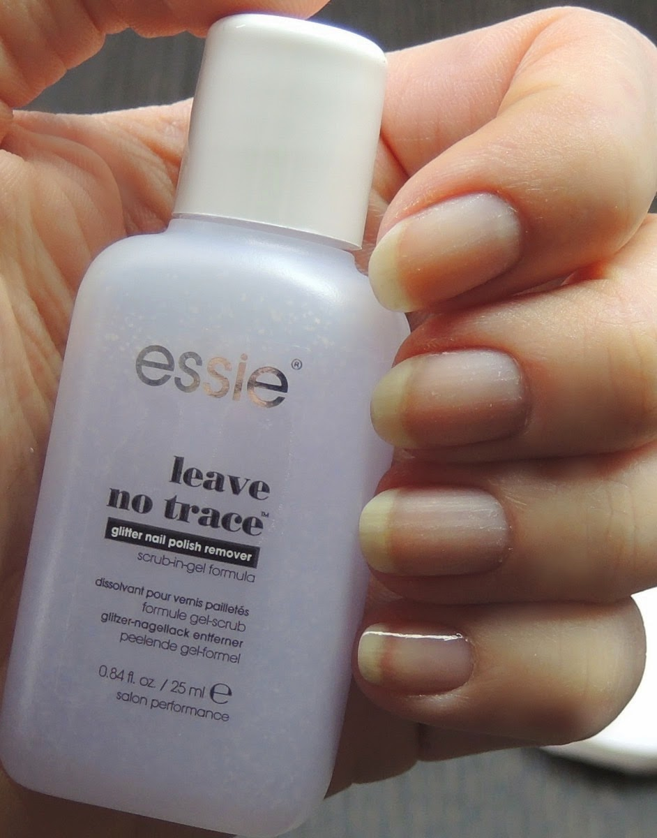 essie - leave no trace