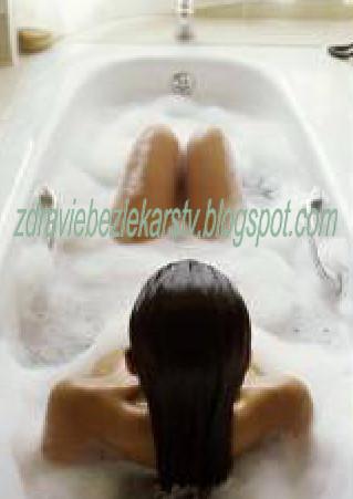 Ванны с содой для   pohydejkaru
