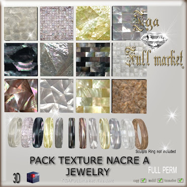 PACK TEXTURE NACRE A JEWELRY