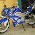 Modifikasi Motor Streetfighter 2014