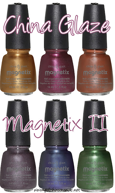 China Glaze Magnetix II